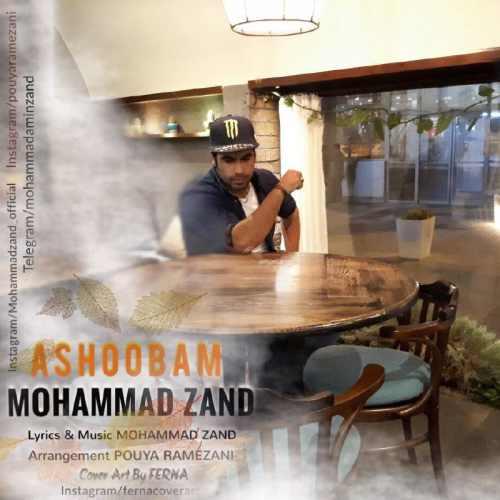 دانلود آهنگ جدید محمد زند بنام آشوبم